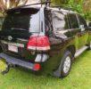 2008 Toyota Landcruiser GXL 200 Series 4×4 Black – 8