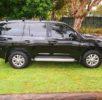 2008 Toyota Landcruiser GXL 200 Series 4×4 Black – 9