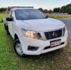 2015 Nissan Navara DX NP300 D23 4cyl Petrol 4×2 6 Speed Manual Ute – 1