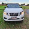 2015 Nissan Navara DX NP300 D23 4cyl Petrol 4×2 6 Speed Manual Ute – 2